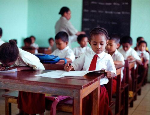 Papua actueel: onderwijs onder de maat