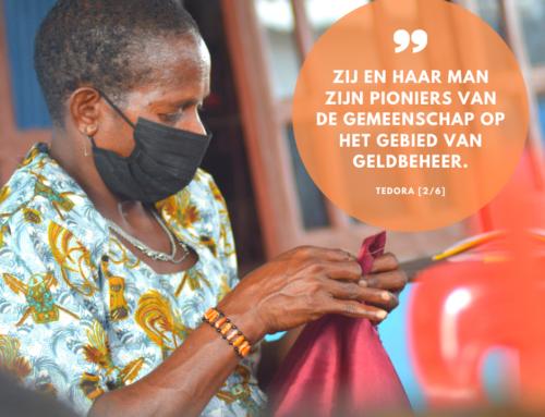 Naaicursus voor Asmat-moeders: ontmoet Tedora