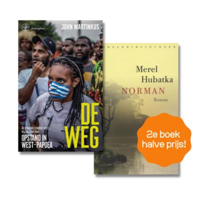Tweede boek halve prijs | Hapin