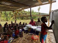 school ibelak Papua