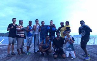 boksschool Jayapura