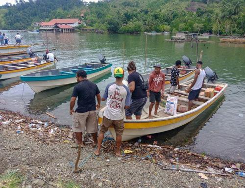 Bezoek team HapinPapua aan Depapre