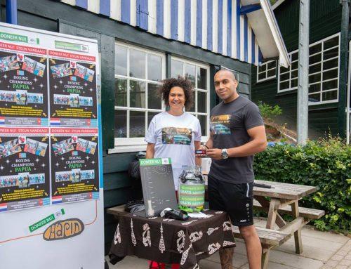 Olahraga Papua 2018: een geweldige dag met sport, cultuur en ontmoeting