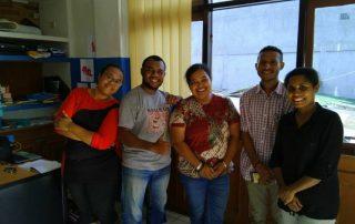 team hapin papua