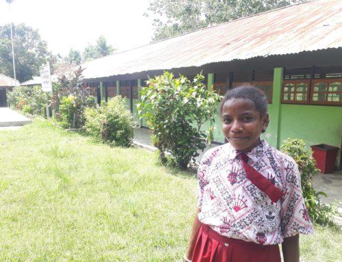 Mooi nieuws: kinderen van aids-ouders gaan weer naar school