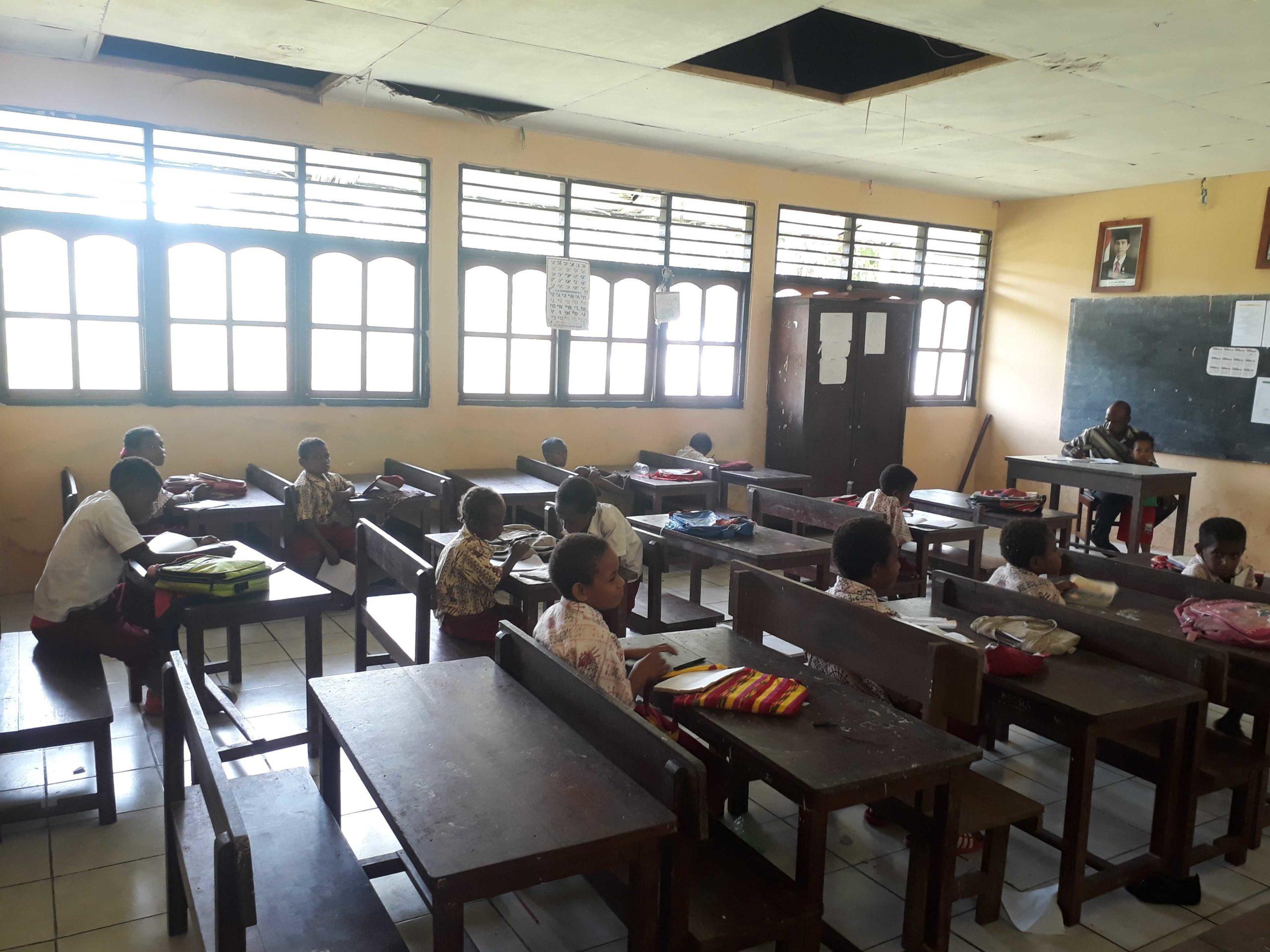 rossi in haar klas