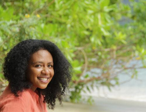 Even voorstellen: Irma Awoitauw
