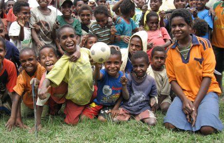 zonnepanelen Papua