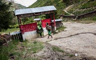school papua