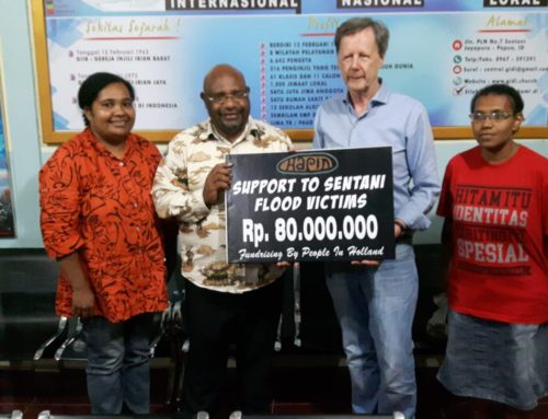 Overstromingen Sentani Update  10 april 2019