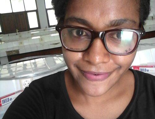 Student in beeld – Alfrida Roslina Walilo