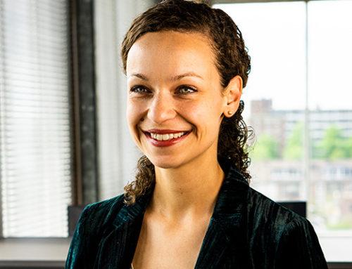 Even voorstellen: Vera Wesseling, nieuwe Hapinmedewerker