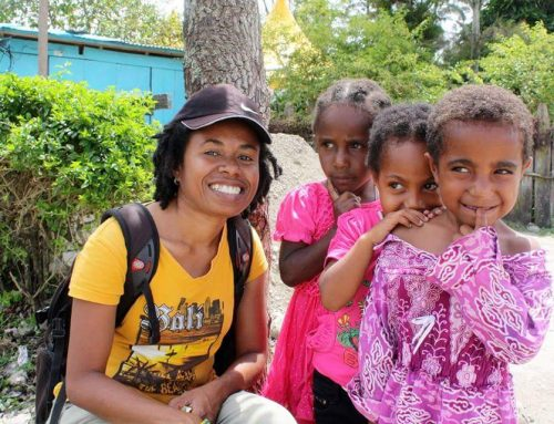 Welly Manufandu – uw gids in Papua