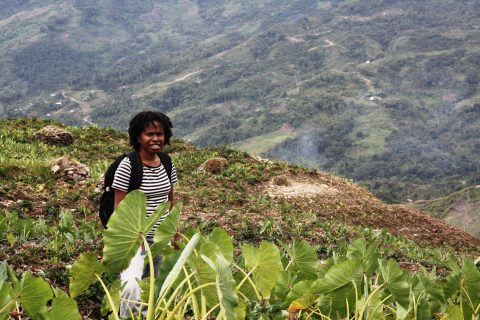 reisgids Welly Manufando Papua
