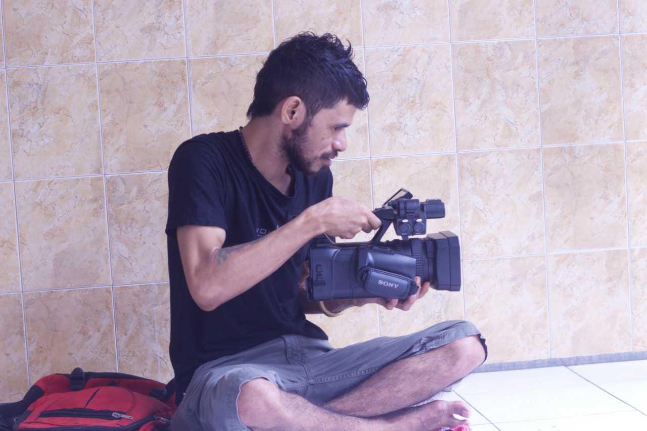 Filmcamera Yosef Levi   Hapin