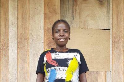 Yuvita Kogoya Papua