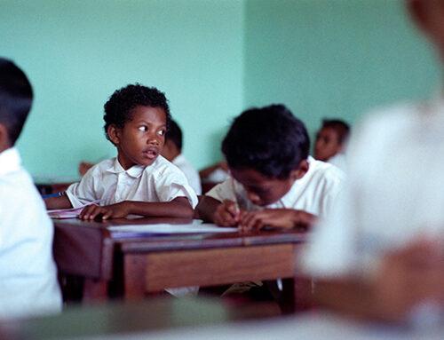 Onderwijs à la Papua