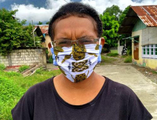 Coronavirus in Papua. Een bericht van Nova Seseray