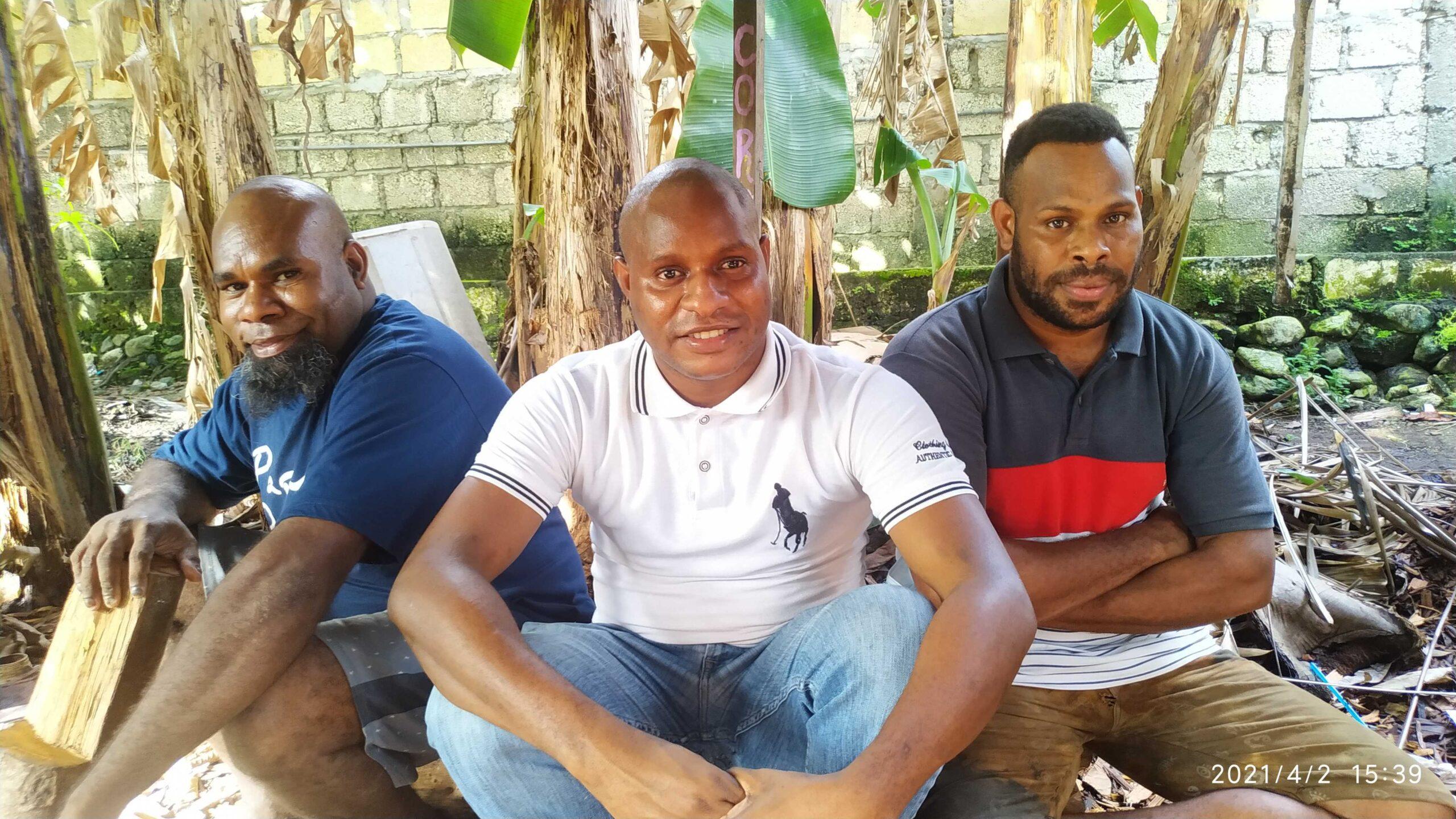 Gori, Gerad en Safer | Hapin