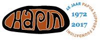 Papua Support Foundation Mobile Logo
