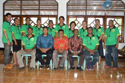 Medisch team Papua