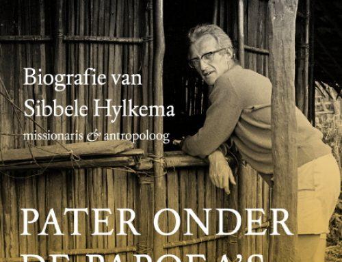 Sibbele Hylkema uit Blauwhuis: pater onder de Papoea's