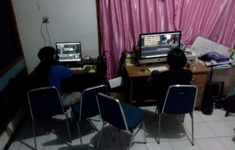 training video papua