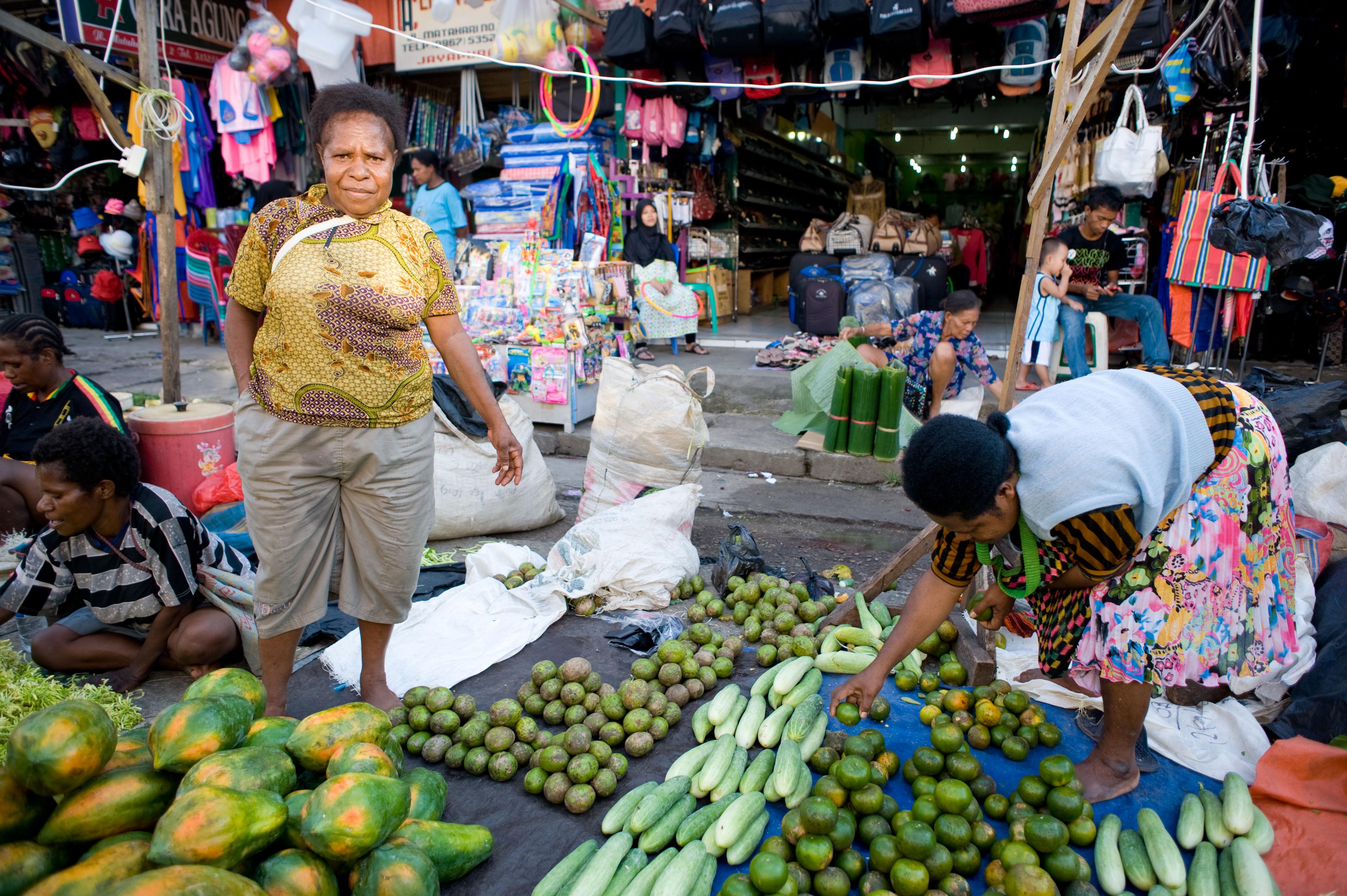 ondernemerschap Papua