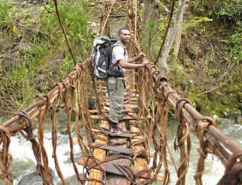 Op reis in Papua