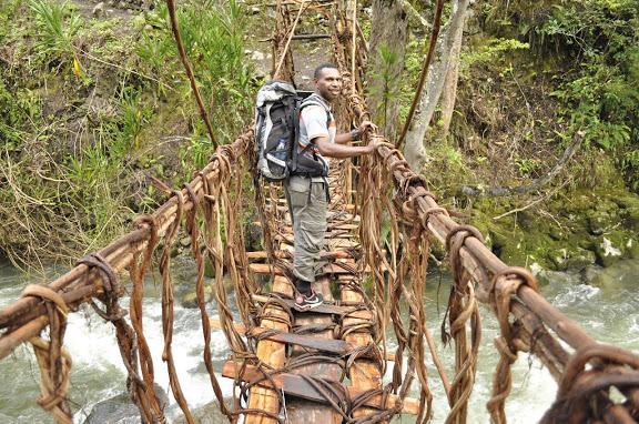 Trek Papua